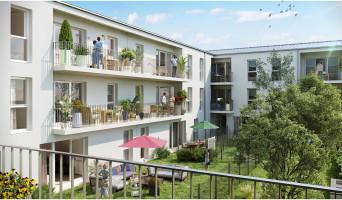Reims programme immobilier rénové « Alfred &Jules » en loi pinel
