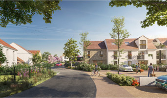 Livry-sur-Seine programme immobilier rénové « Parfum de Vignes » en loi pinel