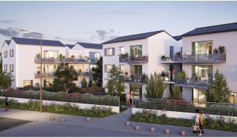 Éragny programme immobilier rénové « Les Belles Allées » en loi pinel