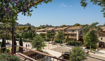 Saint-Rémy-de-Provence programme immobilier rénové « Esprit Alpilles » en loi pinel