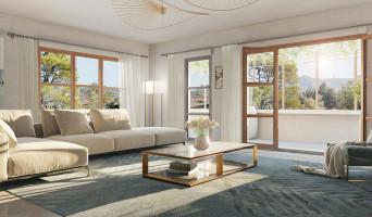 Saint-Rémy-de-Provence programme immobilier neuve « Esprit Alpilles » en Loi Pinel  (4)
