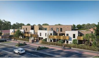 Massy programme immobilier rénové « Tempo » en loi pinel