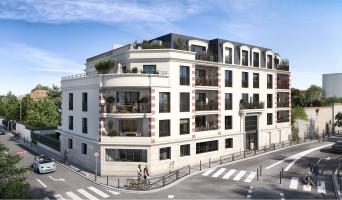 Champigny-sur-Marne programme immobilier rénové « Le Florilège » en loi pinel