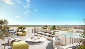 Fréjus programme immobilier neuve « Horizon Marine » en Loi Pinel