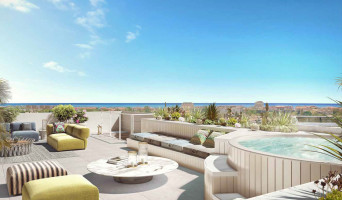 Fréjus programme immobilier neuve « Horizon Marine » en Loi Pinel  (2)