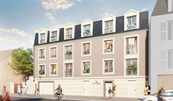 Melun programme immobilier rénové « Résidence Saint Liesne » en loi pinel
