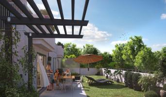 Coulommiers programme immobilier rénové « Terrasses de Vaux » en loi pinel