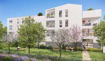 Grigny programme immobilier rénové « Jardin d'Iro » en loi pinel