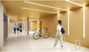 Grigny programme immobilier neuve « Jardin d'Iro » en Loi Pinel  (2)