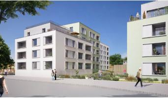 Colombelles programme immobilier rénové « Etoile d'Argent » en loi pinel