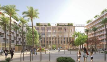 Nice programme immobilier rénové « Campus Joia - Résidence étudiante »