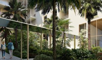 Nice programme immobilier neuve « Campus Joia - Résidence étudiante »  (2)