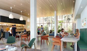 Nice programme immobilier neuve « Campus Joia - Résidence étudiante »  (3)