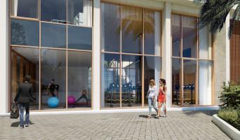Nice programme immobilier neuve « Campus Joia - Résidence étudiante »  (4)