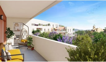 Istres programme immobilier neuve « Le Kalisa » en Loi Pinel