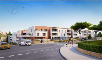 Istres programme immobilier neuve « Le Kalisa » en Loi Pinel  (2)