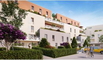 Istres programme immobilier neuve « Le Kalisa » en Loi Pinel  (3)