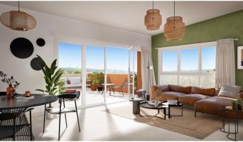 Istres programme immobilier neuve « Le Kalisa » en Loi Pinel  (4)