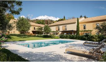 Aix-en-Provence programme immobilier rénové « Le Clos Saint Albert » en loi pinel