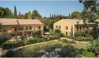 Aix-en-Provence programme immobilier neuve « Le Clos Saint Albert » en Loi Pinel  (2)
