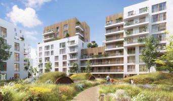 Rosny-sous-Bois programme immobilier rénové « Vertuose » en loi pinel