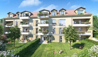 Les Clayes-sous-Bois programme immobilier rénové « L'Alisée » en loi pinel