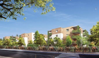 Narbonne programme immobilier neuve « Vert Idylle »