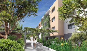 Narbonne programme immobilier neuve « Vert Idylle »  (2)