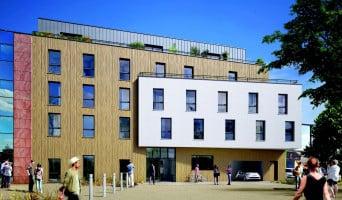 Sotteville-lès-Rouen programme immobilier neuve « Street Art »