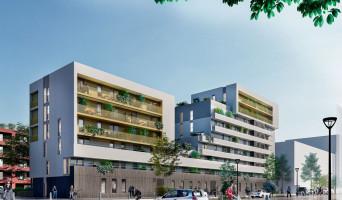 Courcouronnes programme immobilier rénové « L'Envol » en loi pinel