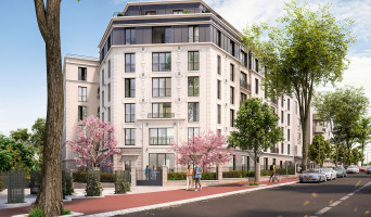 Fontenay-aux-Roses programme immobilier rénové « Top of the Rose »