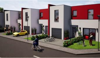 Le Petit-Quevilly programme immobilier rénové « Les Villas Flaubert »