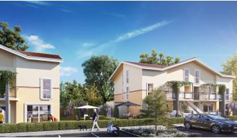 Bruguières programme immobilier rénové « L'Orée du Clavel » en loi pinel