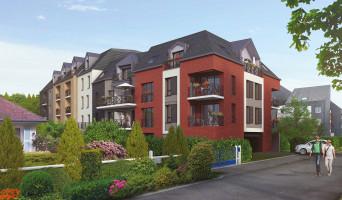 Honfleur programme immobilier rénové « Boréal » en loi pinel
