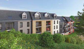 Honfleur programme immobilier neuve « Boréal » en Loi Pinel  (2)