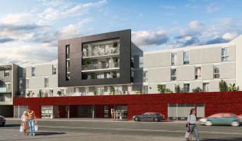 Poitiers programme immobilier rénové « EKO'Campus »