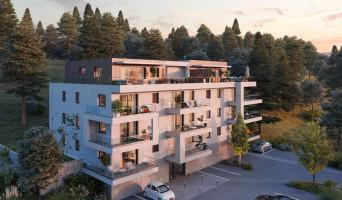 Évian-les-Bains programme immobilier rénové « Odyssée » en loi pinel