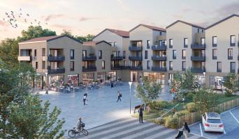 Saint-Laurent-de-Mure programme immobilier neuf « Esprit Village » en Loi Pinel