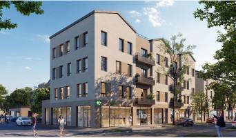 Saint-Laurent-de-Mure programme immobilier neuve « Esprit Village » en Loi Pinel  (2)