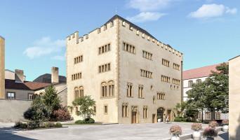 Metz programme immobilier rénové « Commanderie Saint-Antoine »