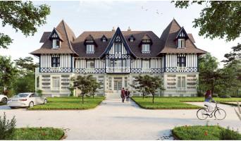 Trouville-sur-Mer programme immobilier à rénover « Manoir des Creuniers » en Déficit Foncier  (2)