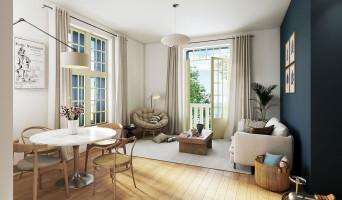 Trouville-sur-Mer programme immobilier à rénover « Manoir des Creuniers » en Déficit Foncier  (4)