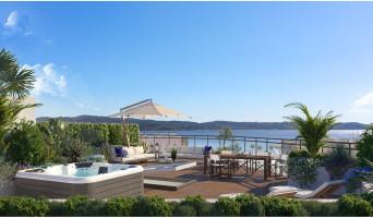 Cavalaire-sur-Mer programme immobilier rénové « Eden Blue » en loi pinel