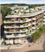 Cavalaire-sur-Mer programme immobilier neuve « Eden Blue » en Loi Pinel  (3)