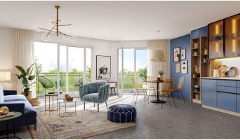 Cavalaire-sur-Mer programme immobilier neuve « Eden Blue » en Loi Pinel  (4)