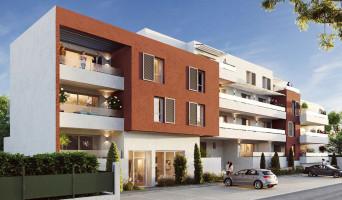 Nîmes programme immobilier rénové « Villa Coustiera » en loi pinel