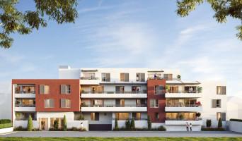Nîmes programme immobilier neuve « Villa Coustiera » en Loi Pinel  (2)