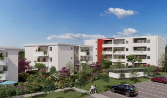 Perpignan programme immobilier neuve « Le Sauvignon » en Loi Pinel  (2)