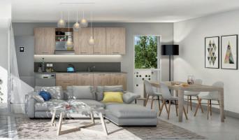 Perpignan programme immobilier neuve « Le Sauvignon » en Loi Pinel  (3)