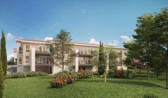 Simandres programme immobilier rénové « Naturéa » en loi pinel